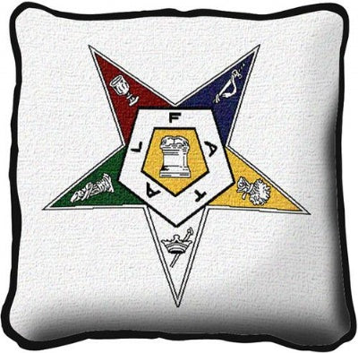 Eastern Star Pillow (Pillow)