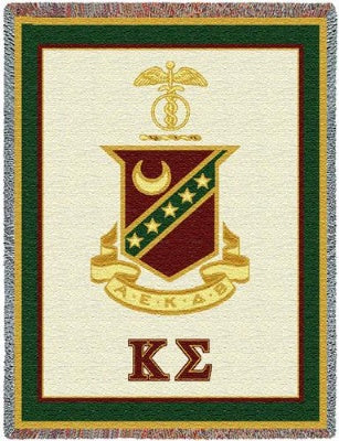 Kappa Sigma (Tapestry Throw)