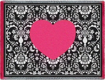 Damask Heart (Afghan)