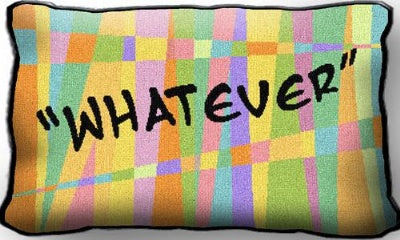 Whatever (Pillow)