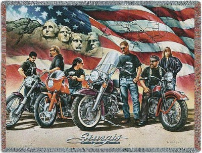 Sturgis Tapestry (Tapestry Throw)