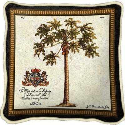 Royal Palm Pillow Helse (Pillow)