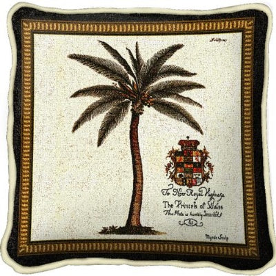 Royal Palm Pillow Fred (Pillow)