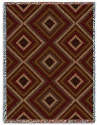 Chevron Chenille (Tapestry Throw)