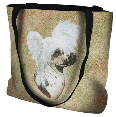 Chinese Crested  (Tote Bag)