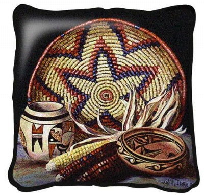 Hopi Harvest Pillow (Pillow)