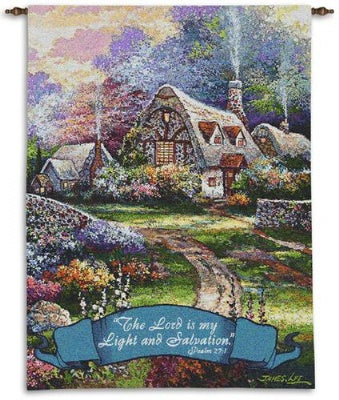 Springtime Glory Vertical WH (Wall Hanging)