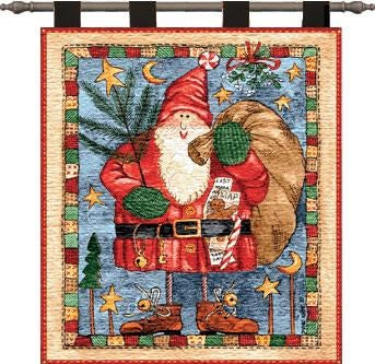 Waiting For Xmas Wh-Wr (Wall Hanging)