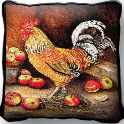 English Cockerel Pc  (Pillow)