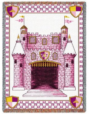 Our Princess (Tapestry Throw)