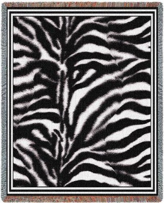 Zebra Skin (Tapestry Throw)