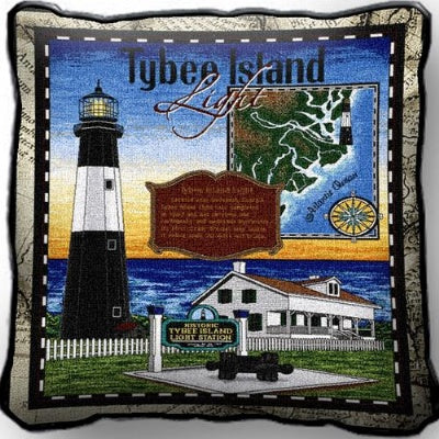 Tybee Pillow (Pillow)