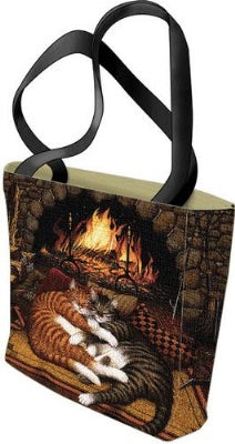 All Burned Out Bag (Tote Bag)
