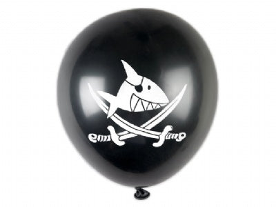 Capt'n Sharky Party Balloons