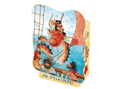 Capt'n Sharky Sea Monster Mini-Puzzle