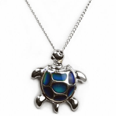 Turtle Mood Necklace