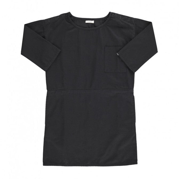 Canvas Dress - Black