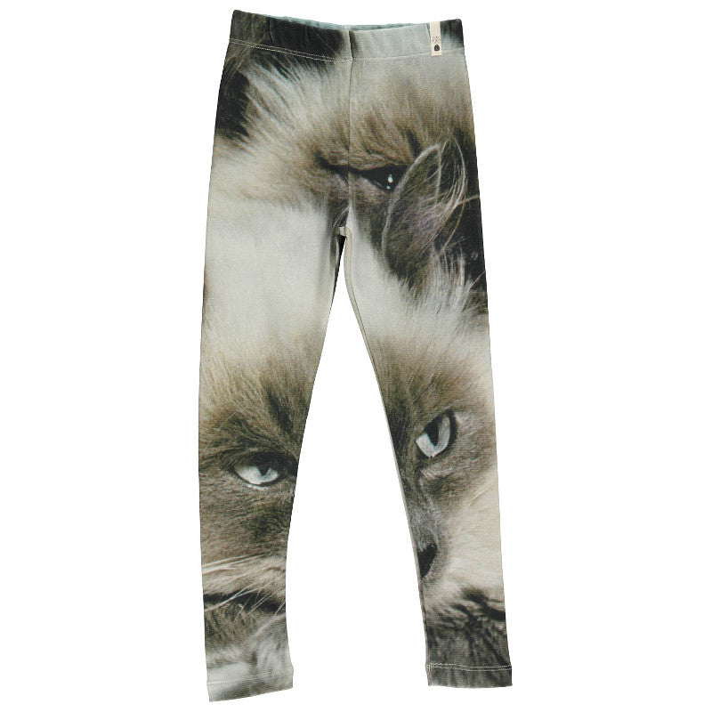 Leggings - Siamese Cat
