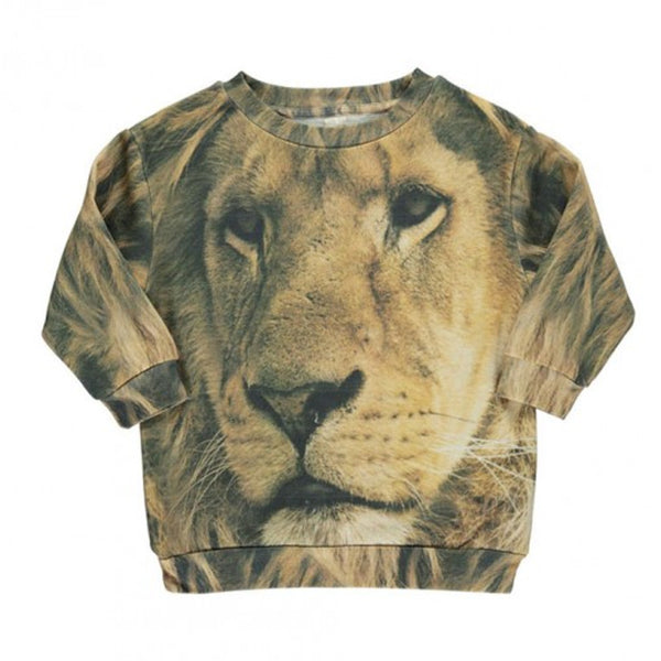 Basic Sweatshirt - Lion