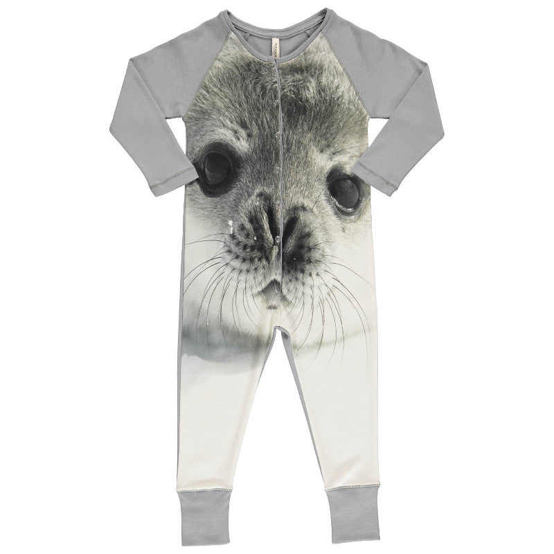 Sweat Suit - Baby Seal