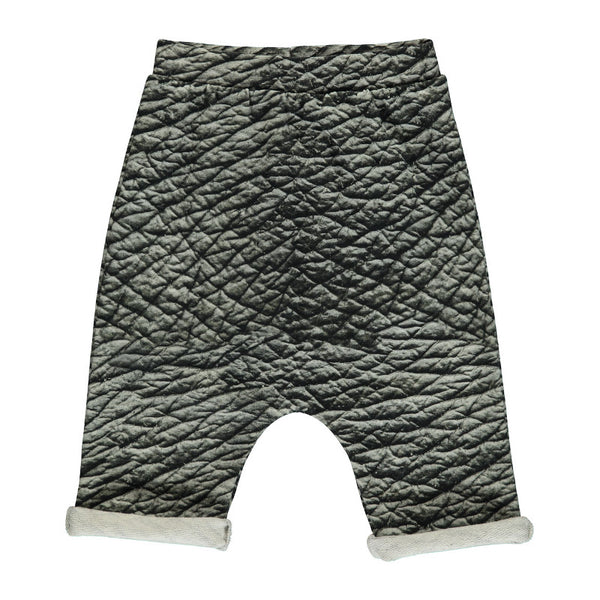 Baggy Shorts - Elephant Skin All Over
