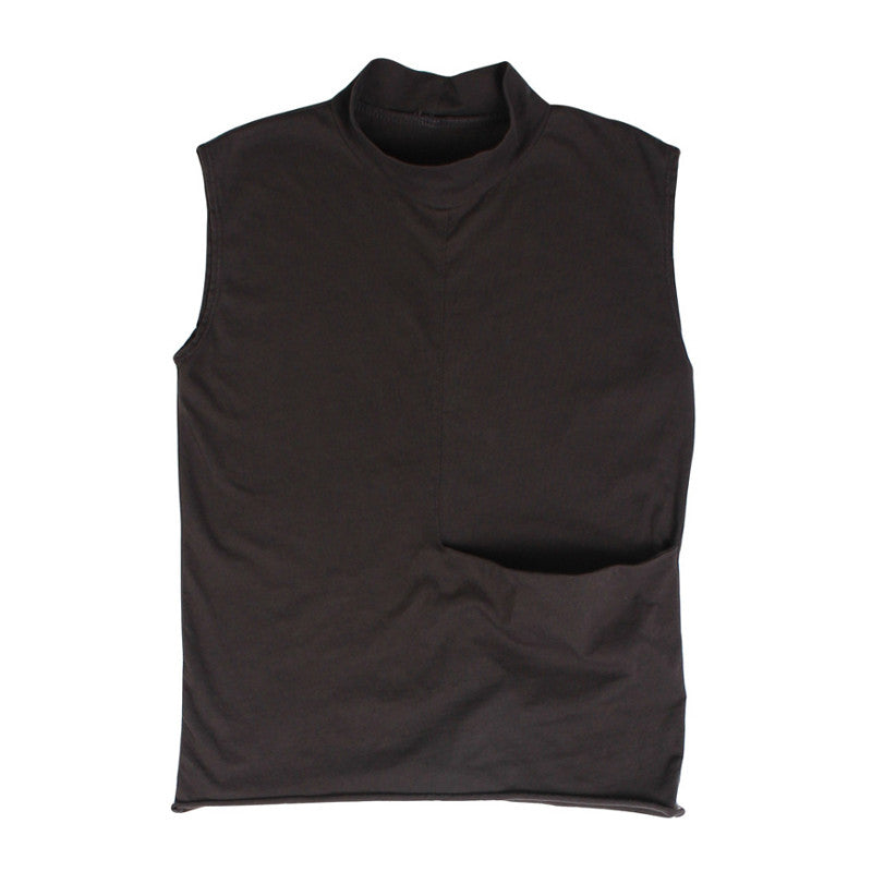 Stuffit Muscle Tee - Charcoal
