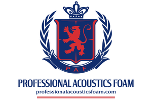 PROFESSIONAL ACOUSTICS FOAM