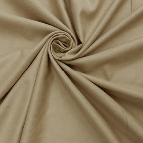 "Microfiber Suede Upholstery Sand Micro fake Faux Drapery Fabric sold by the yard 60"" Wide"