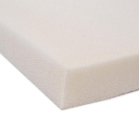 "Pallet Size 4""x 40""x 48"" Dry Fast Reticulated Foam Sheet"