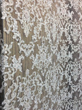 Peach Prom Beaded Fabric Wedding Mesh Shop Mesh Lace Beaded Fabric By The Yard Lace Heavy Beads For Bridal Veil Fashion Fabric