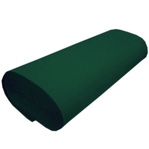 "FELT NEEDLE FELTING Professional Acoustics Solid Acrylic Felt Fabric -HUNTER - Sold By The Bolt - 72"" Width ( 20 yards )"