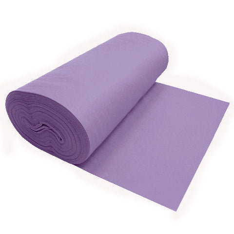 "FELT NEEDLE FELTING Professional Acoustics Solid Acrylic Felt Fabric -LAVANDER - Sold By The Bolt - 72"" Width 20 yards"
