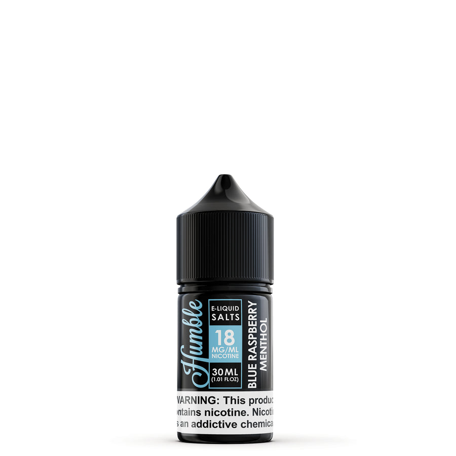 Blue Raspberry Menthol Nic Salt 30ml