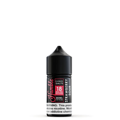 Strawberry Sour Nic Salt 30ml
