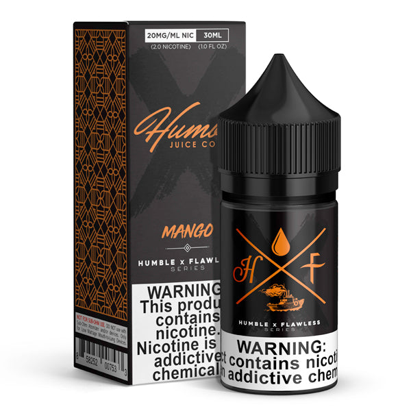 Humble X Flawless Mango High NicSalt E-liquid