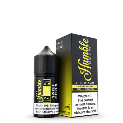 Sweet Citrus Nic Salt 30ml