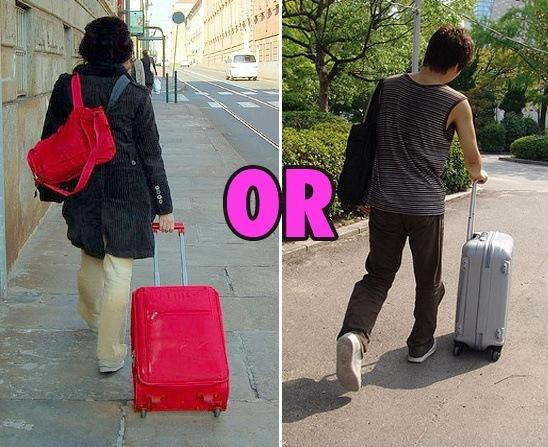 Two Vs Four-Wheel Luggage – Here's Which One Is Perfect For You