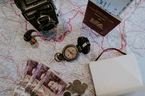 Saving Money For Your Next Big Trip..