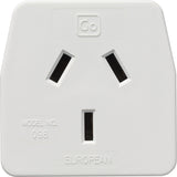 Go Travel Australia/New Zealand To European Adaptor