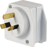 Go Travel visitor adaptor plug