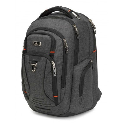 High Sierra Endeavour Elite Backpack Heather Grey