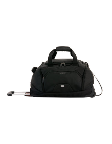 Samsonite Albi Wheeled Duffle Cabin/Carry On 55cm Black