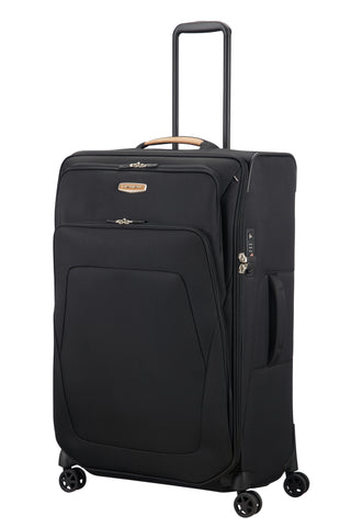 Samsonite Spark SNG ECO Large 79cm Black Soft Suitcase