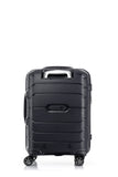 Samsonite Oc2lite Cabin/Carry On 55cm Expandable Black Hard Suitcase
