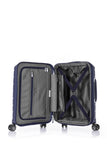Samsonite Oc2lite Medium 68cm Expandable Navy Hard Suitcase