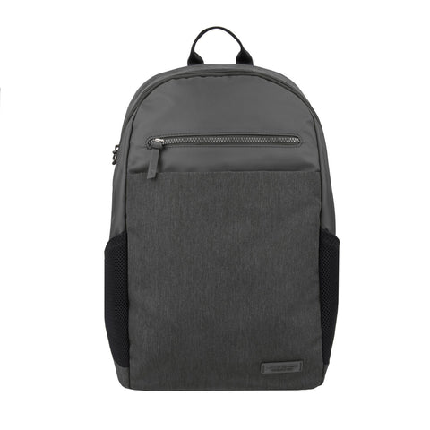 Travelon Anti-Theft Metro Laptop Backpack Heather Grey