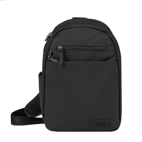 Travelon Anti-Theft Metro Sling Backpack Black