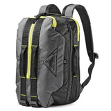 High Sierra Dells Canyon Mercury Black Glow Travel Backpack