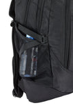 "High Sierra Dallas 15"" Laptop Black Backpack"