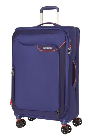 American Tourister Applite 4.0 Security Large 82cm Bordego Blue Suitcase